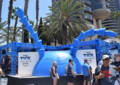The Tick experience - SDCC 2017
