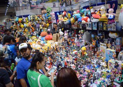 Soo many toys!