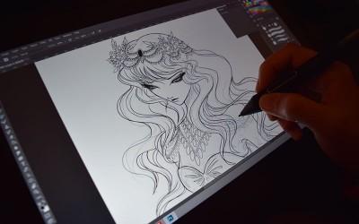 Rainy Day Sketching