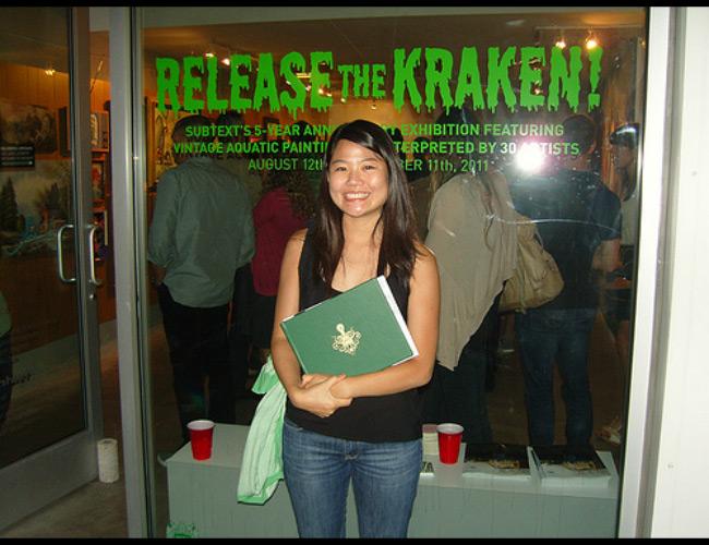 Release the Kraken – Opening Event